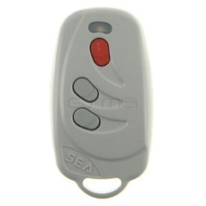 SEA 433 3 Button Remote