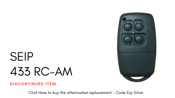 SEIP 433 RC-AM Remote