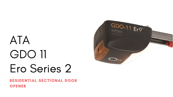 ATA GDO 11 ERO Series 2