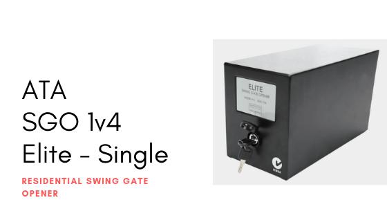 ATA SGO 1v4 Elite - Single