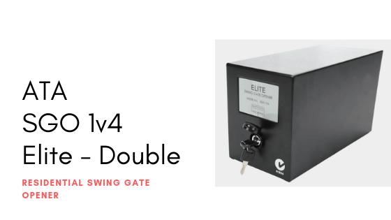 ATA SGO1v4 Elite - Double