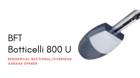 BFT Botticelli 800 U