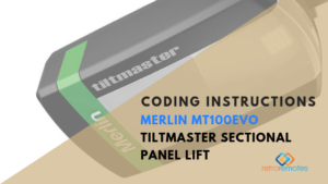 How to Code the Merlin Tiltmaster