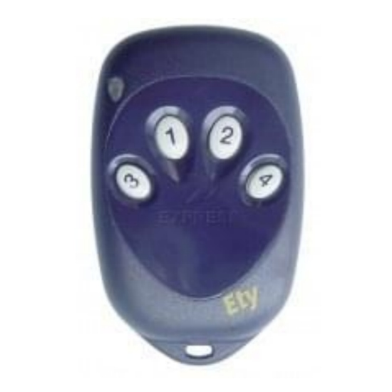 PROGET ETY4B Remote