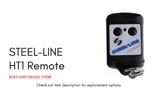 Steel-Line HT1 Remote