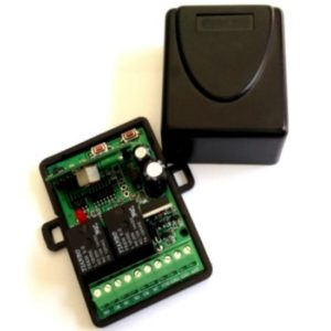 CODE EZY UNI STD - 433.92mhz 2ch Universal Receiver
