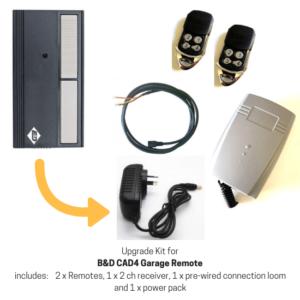 Upgrade Kit for B&D CAD4 Garage