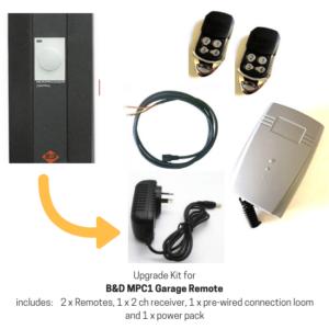Upgrade Kit for B&D MPC1 Garage