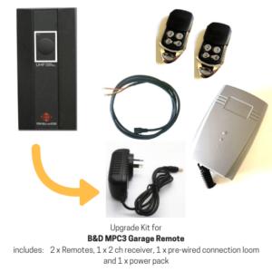 Upgrade Kit for B&D MPC3 Garage