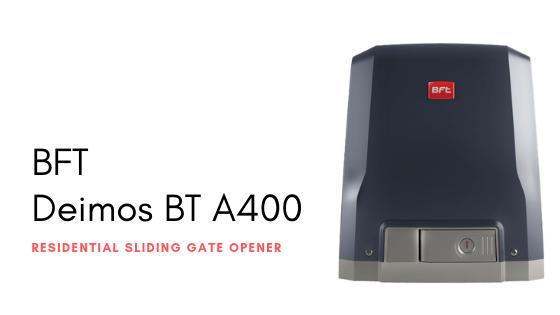 BFT Deimos BT A400