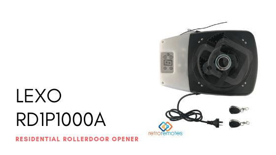 LEXO RD1P1000A Rollerdoor Opener