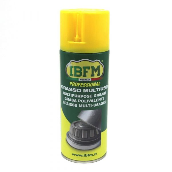 Lithium Grease Multi-Purpose Spray For Lubricating Bearings