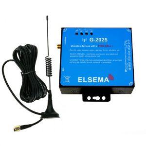 ELSEMA GSM 4G Receiver G 2025