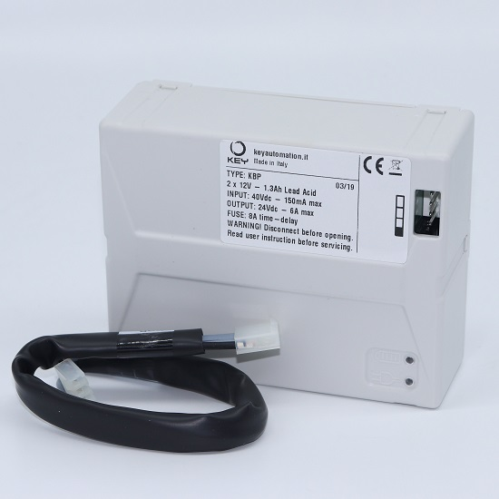 Key Automation Battery Backup