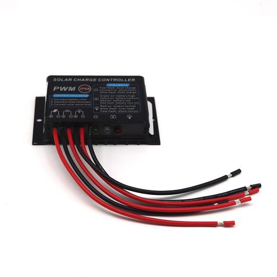 IR220 Solar Charge Controller