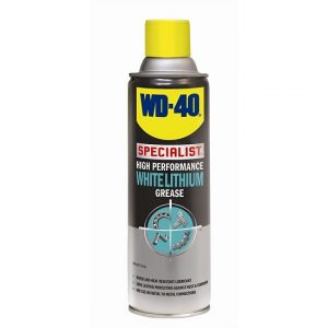 WD40 Specialist High Performance White Lithium Grease 300g